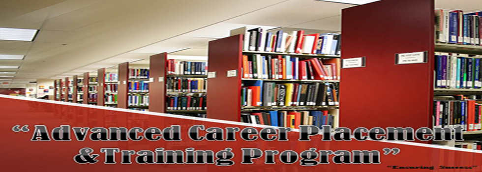 Advanced Career Placement and Training Program